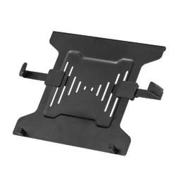"""Fellowes® Laptop Arm Accessory, 11""""H x 17 7/16""""W x 2 9/16""""D, Black, 8044101"""