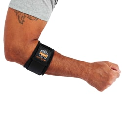 Ergodyne ProFlex® Support, 500 Elbow, Large, Black