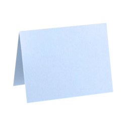 Pack of 500 4 5//8 x 6 1//4 A6 Folded Card