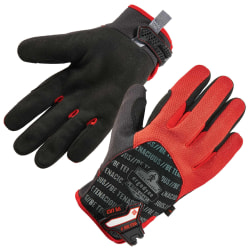 Ergodyne ProFlex 812CR6 Cut-Resistant Utility Gloves, Extra Large, Black