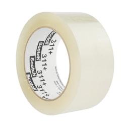 "Scotch® 311 Box-Sealing Tape, 2"" x 110 Yd."