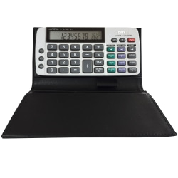 Datexx DB-413 Portable Checkbook Calculator