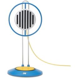Neat Widget C Microphone - 20 Hz to 20 kHz - Wired - Condenser - Cardioid - Desktop, Shock Mount - USB 2.0