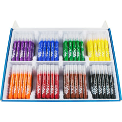 Helix Art Marker - Broad Marker Point - Assorted - 200 / Box