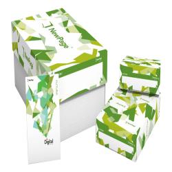 """Futura Digital Dull-Text Printing Paper, Ledger Size (11"""" x 17""""), 96 (U.S.) Brightness, 100 Lb, 500 Sheets Per Ream, Case Of 3 Reams"""