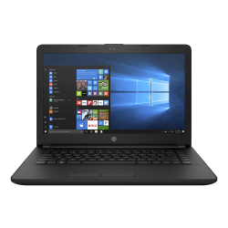 "HP 14-bw010nr Laptop, 14"" Screen, AMD E2, 4GB Memory, 500GB Hard Drive, Windows® 10 Home"