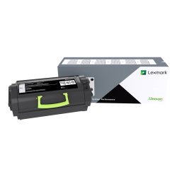 Lexmark™ 520HA High-Yield Black Toner Cartridge