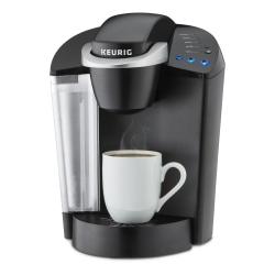 Keurig K50 Classic Coffee Maker, Black/Silver