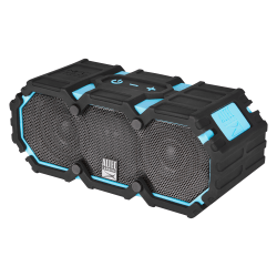 "Altec Lansing® Bluetooth® Speaker, Life Jacket 3s, 8.6""H x 4.7""W x 4.2""D, Aqua Blue, IMW578-AB"