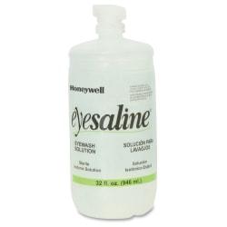Honeywell Fendall Eyesaline Eyewash Solution - 2 lb - Tamper Resistant, Blow-fill-seal - 1 Each