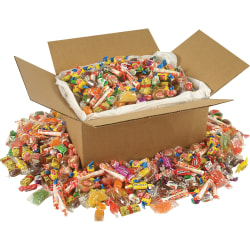 Office Snax All Tyme Assorted Candy Mix, 10 Lb Container