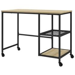Ameriwood™ Home Brookspoint Computer Desk, Golden Oak