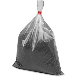 Rubbermaid Commercial Urn Sand Bags, 5 lb, Black, Carton Of 5