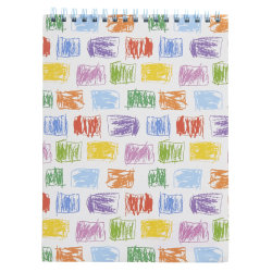 "Office Depot® Brand Kids' Sketchbook, 9"" x 12"", White"