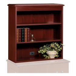 HON® 94000 Series? Bookcase Hutch, Mahogany