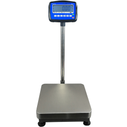 Brecknell® 3900LP Portable Digital Shipping Scale, 250-lb/113-kg Capacity