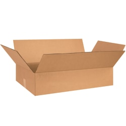 """Office Depot® Brand Corrugated Boxes, 6""""H x 18""""W x 28""""D, Kraft, Pack Of 20"""