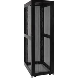 "Tripp Lite 48U Rack Enclosure Server Cabinet Doors No Sides 3000lb Capacity - 48U Rack Height x 19"" Rack Width - 3000 lb Maximum Weight Capacity"