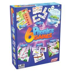 Junior Learning 6 Phonics Games