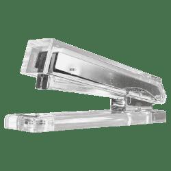 Kantek Acrylic Stapler, Clear