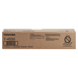 Toshiba T-4530 Black Toner Cartridge