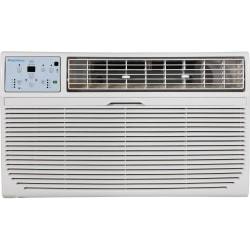 "Keystone 230V Through-The-Wall Air Conditioner With Heat, 14,000 BTU, 14 1/2""H x 24 3/16""W x 20 5/16""D, White"