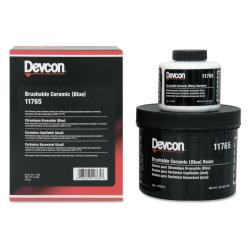 Devcon® Blue Brushable Ceramic Epoxy, 2 Lb
