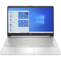 "HP 15-ef1050nr Laptop, 15.6"". AMD Ryzen 3, 8GB Memory, 256GB Solid State Drive, Windows® 10, 2W7N9UA#ABA"