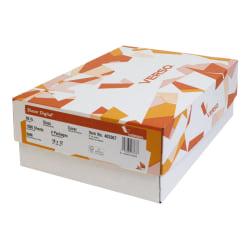 "Blazer Glossy Digital Printing Paper, Text, Tabloid Extra Size (18"" x 12""), 92 (U.S.) Brightness, 100 Lb, 500 Sheets Per Ream, Case Of 2 Reams"