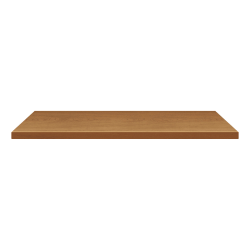 "HON Between Table Top, Square, 42""D - Harvest Square Top - 42"" Table Top Width x 42"" Table Top Depth x 1.13"" Table Top Thickness"