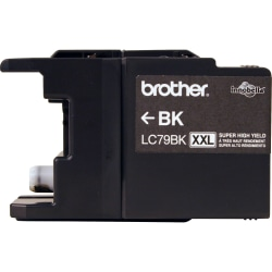 Brother Super High-Yield S1LC79BK Black Ink Cartridge
