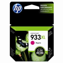HP 933XL Magenta Ink Cartridge (CN055AN)