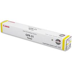 Canon GPR-31 Original High-Yield Yellow Toner Cartridge (CNM2802B003AA)