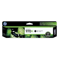 HP 970XL Black High-Yield Ink Cartridge (CN625AM)