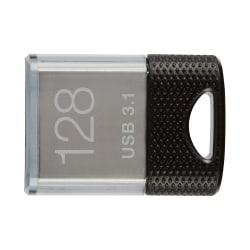 PNY Elite-X Fit USB 3.1 Flash Drive, 128GB,Gray