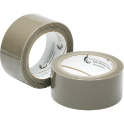 "SKILCRAFT® Commercial-Grade Packaging Tape, 2"" x 60 Yd., 3"" Core, Tan (AbilityOne 7510-00-079-7906)"