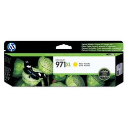 HP 971XL Yellow High-Yield Ink Cartridge (CN628AM)