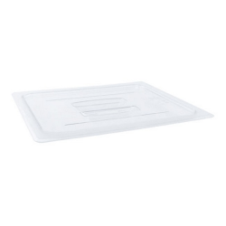 Cambro 1/2 Size Camwear Food Pan Cover, Clear