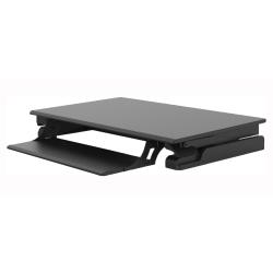 Luxor Level Up Premier Standing Desk Converter, Black