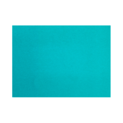 """LUX Flat Cards, A2, 4 1/4"""" x 5 1/2"""", Trendy Teal, Pack Of 500"""