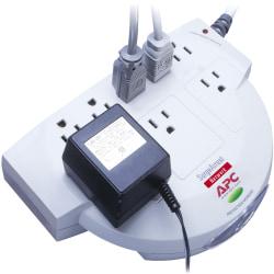 APC SurgeArrest Network 8 Outlet 120V - Receptacles: 8 x NEMA 5-15R - 480J