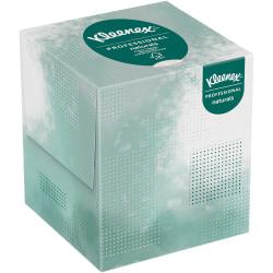 Kleenex® Naturals Premium Facial Tissue, 95 Sheets Per Cube