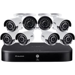 Lorex DK162-88CA - DVR + camera(s) - wired - LAN 10/100 - 16 channels - 1 x 2 TB - 8 camera(s) - CMOS
