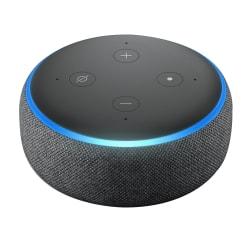 Amazon Echo, Echo Dot (3rd Generation), Charcoal