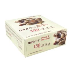 thinkTHIN Chunky Chocolate Peanut Protein Bars, 1.41 Oz, Box Of 10 Bars
