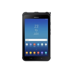 """Samsung Galaxy Tab Active2 SM-T390 Tablet - 8"""" - 3 GB RAM - 16 GB Storage - Android 7.1 Nougat - Black - Samsung Exynos 7 Octa 7870 SoC - ARM Octa-core (8 Core) 1.60 GHz microSD Supported - 1280 x 800 - 5 Megapixel Front Camera"""