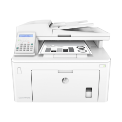 HP LaserJet Pro M227fdn Monochrome Laser Multifunction Printer, Copier, Scanner, Fax, G3Q79A