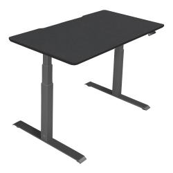 "Vari Electric Standing Desk, 60""W, Black"