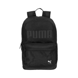 """Puma Generator Backpack With 12"""" Laptop Pockets, Black"""