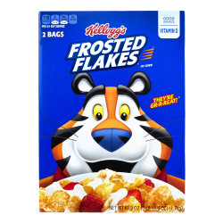 Kellogg's Frosted Flakes Cereal, 61.9-Oz Box